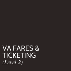 VA Fares & Ticketing