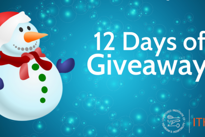 ITHSA 12 Days of giveaways